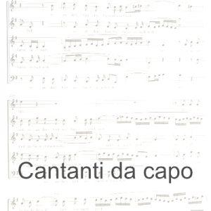Cantanti da Capo @ in der Kirche